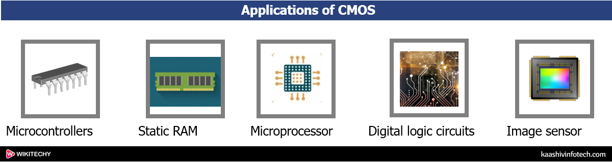 Applications of CMOS