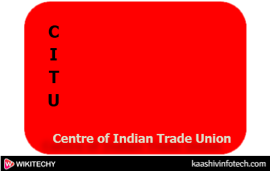 Centre of Indian Trade Union