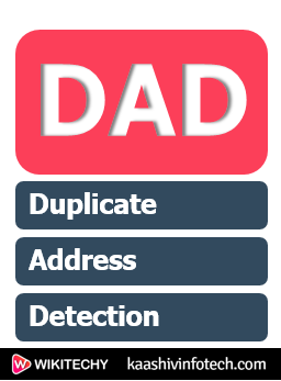 Duplicate Address Detection