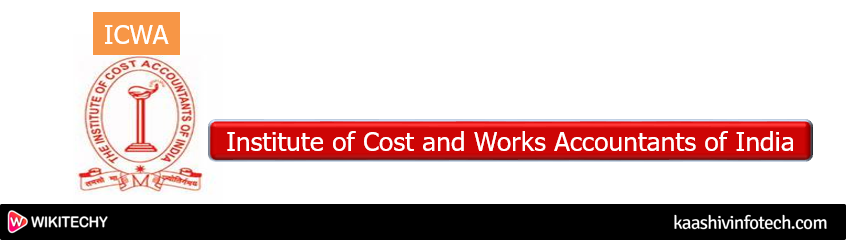 Institute of Cost and Works Accountants of India