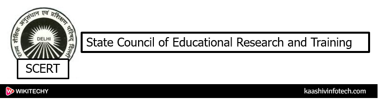 State Council of Educational Research and Training