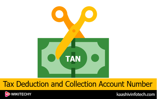 Tax Deduction and Collection Account Number