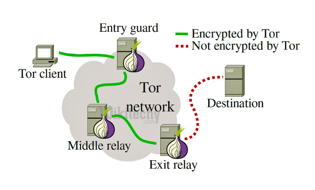 How tor browser works